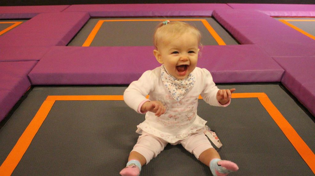 Little Zappers Baby and Toddler Trampoline Sessions