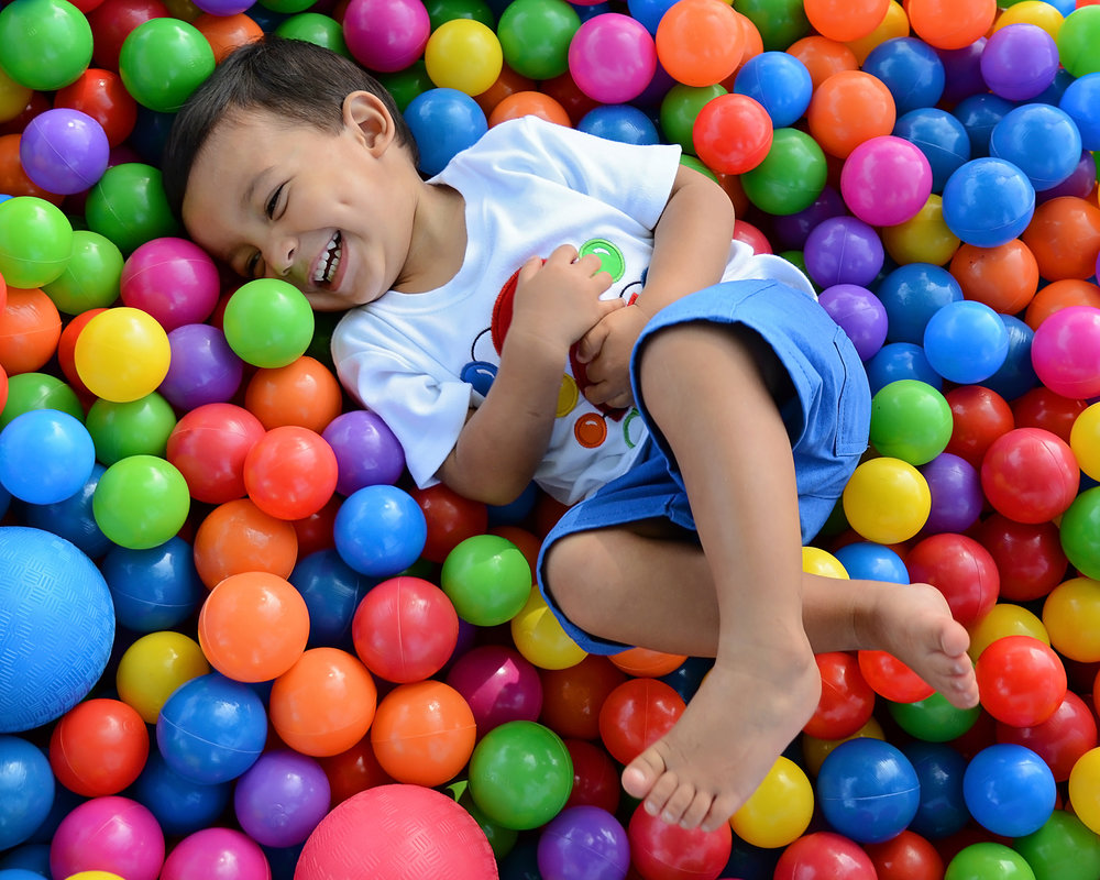 Soft Play Session at ZAPspace Stratford London